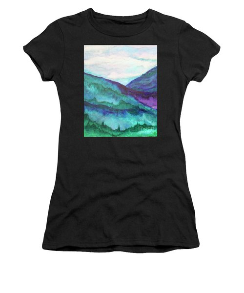 Mini Mountains Majesty Women's T-Shirt