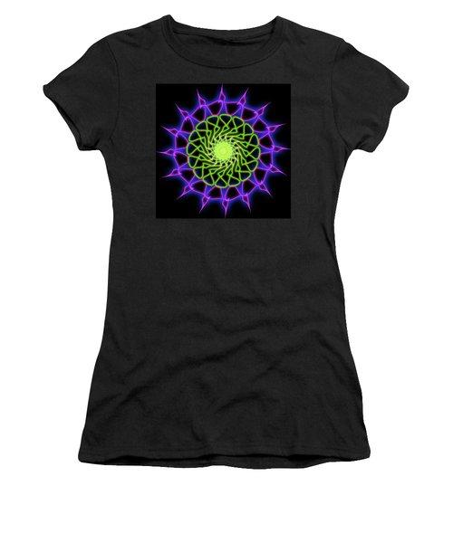 Minimal Trance Women's T-Shirt (Athletic Fit)