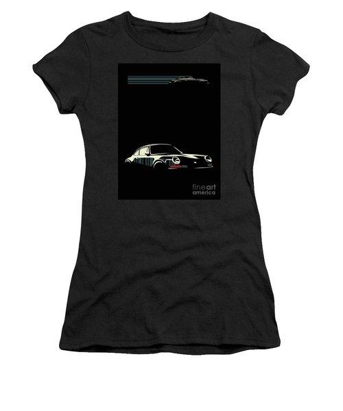 Minimalist Porsche Women's T-Shirt