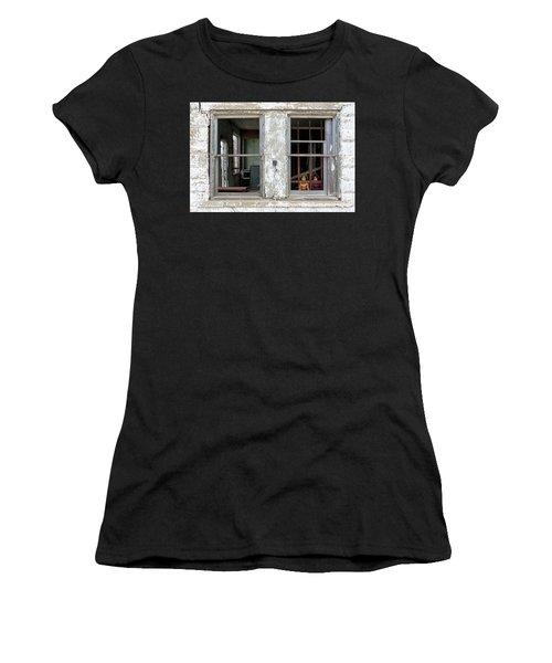 Minimum Security Women's T-Shirt (Athletic Fit)