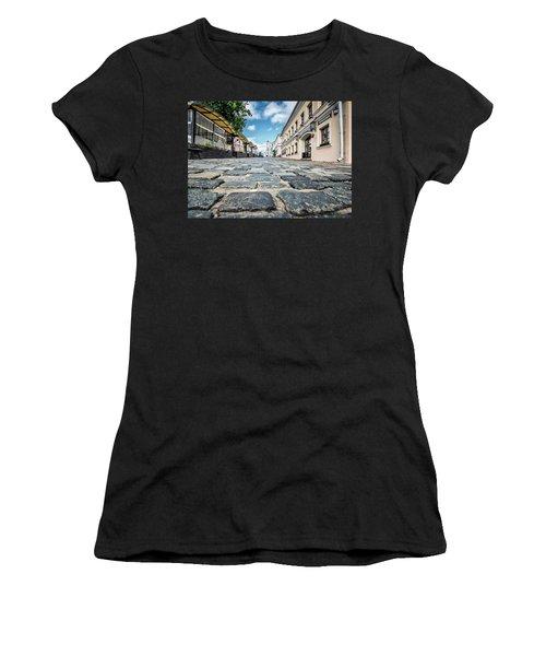 Minsk Old Town Women's T-Shirt