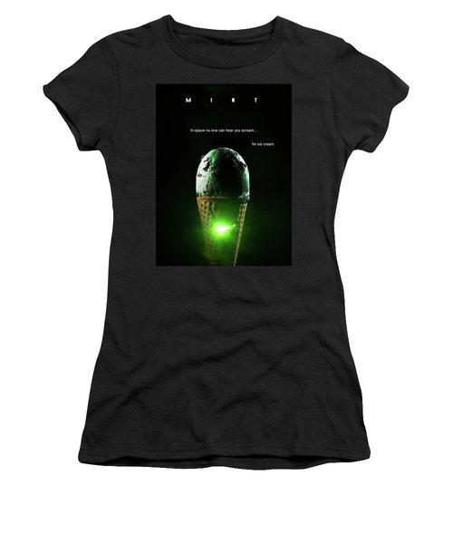 Mint Women's T-Shirt (Athletic Fit)