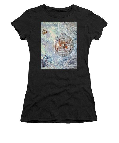 Mirror Tree Ornament Women's T-Shirt
