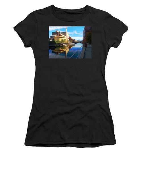 Mirrored Women's T-Shirt