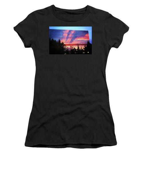 Mirrored Sky Women's T-Shirt
