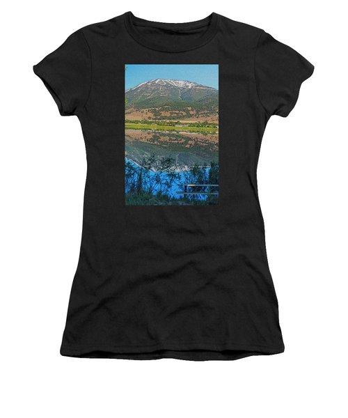 Mirrorof Slide Women's T-Shirt