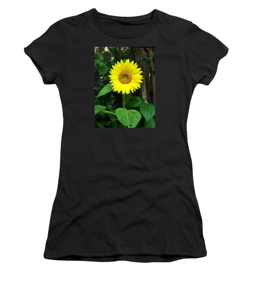 Miss Sunshine Women's T-Shirt (Junior Cut) by Carol Sweetwood