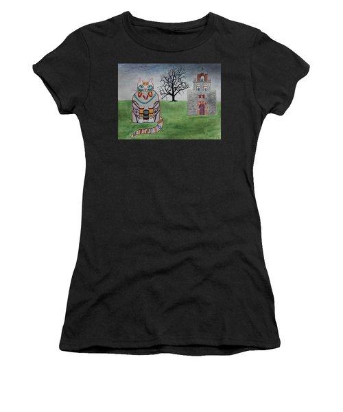 Mission Espada Cat Women's T-Shirt