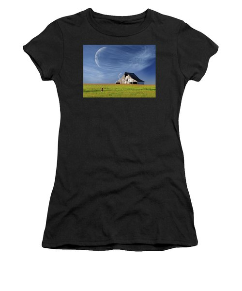 Missouri Hallucination Women's T-Shirt (Athletic Fit)