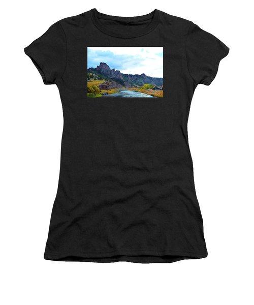 Missouri River Colors Women's T-Shirt