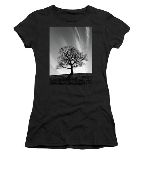 Missouri Treescape Women's T-Shirt (Junior Cut) by Christopher McKenzie