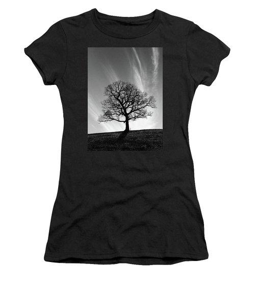 Missouri Treescape Women's T-Shirt (Athletic Fit)