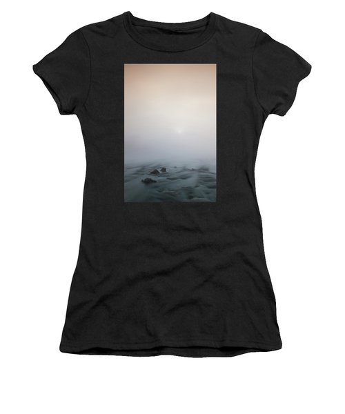 Mist Over The Third Stone From The Sun Women's T-Shirt