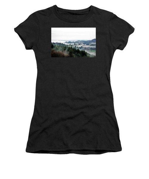 Mist Rising Women's T-Shirt