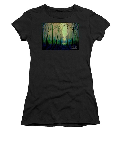 Misty Morning 2 Women's T-Shirt