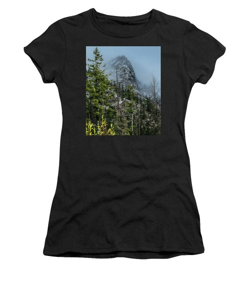 Misty Pinnacle Women's T-Shirt