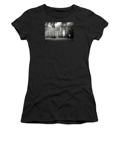 Misty Ruins Women's T-Shirt
