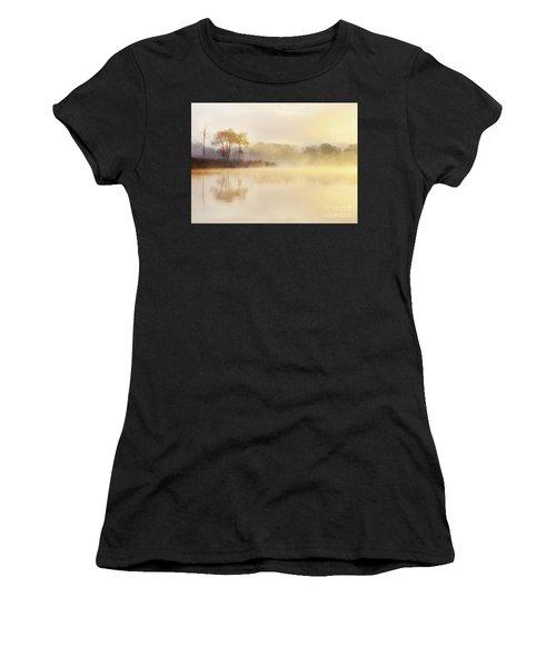 Misty Sunrise Loch Ard Women's T-Shirt