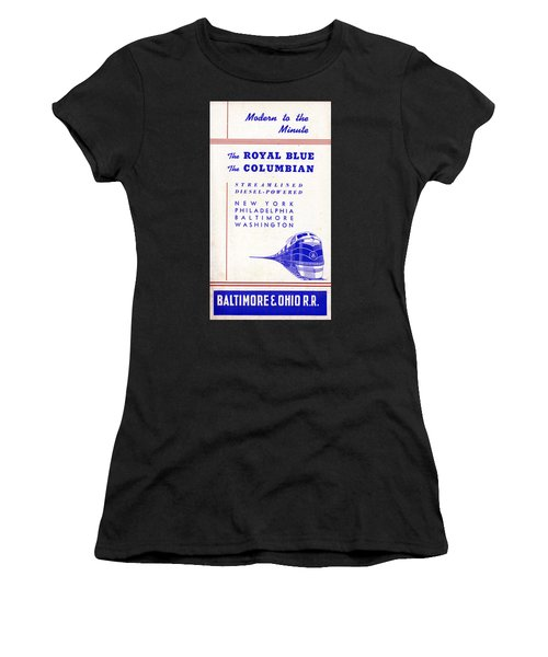 Modern To The Minute Women's T-Shirt (Athletic Fit)