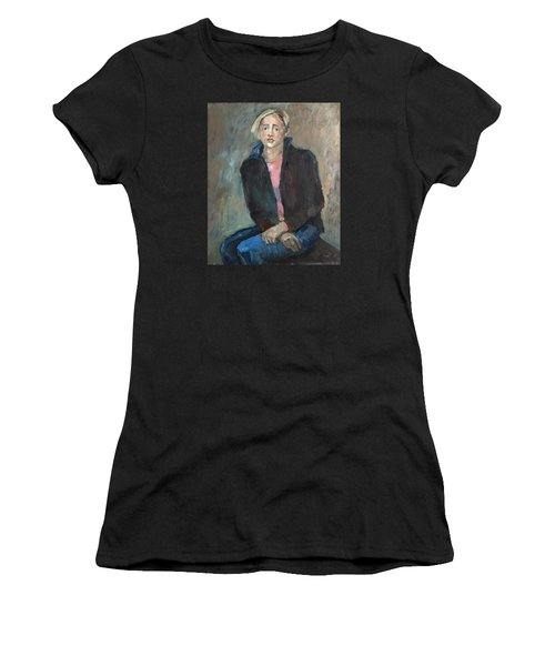 Modest Beauty Women's T-Shirt (Athletic Fit)