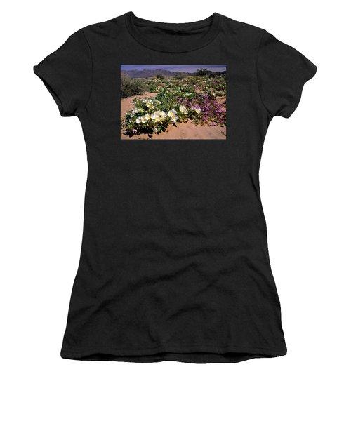 Mojave Desert In California Women's T-Shirt