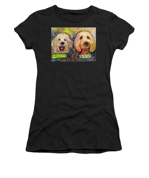Molly And Katie Women's T-Shirt