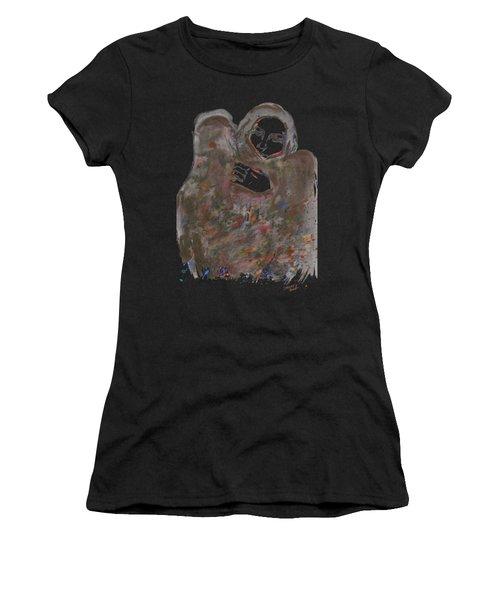 Warm Embrace. 24 March, 2015 Women's T-Shirt