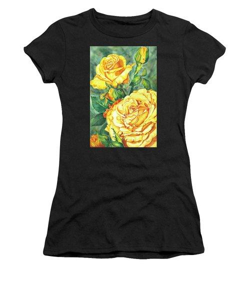 Mom's Golden Glory Women's T-Shirt
