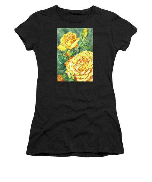 Mom's Golden Glory Women's T-Shirt