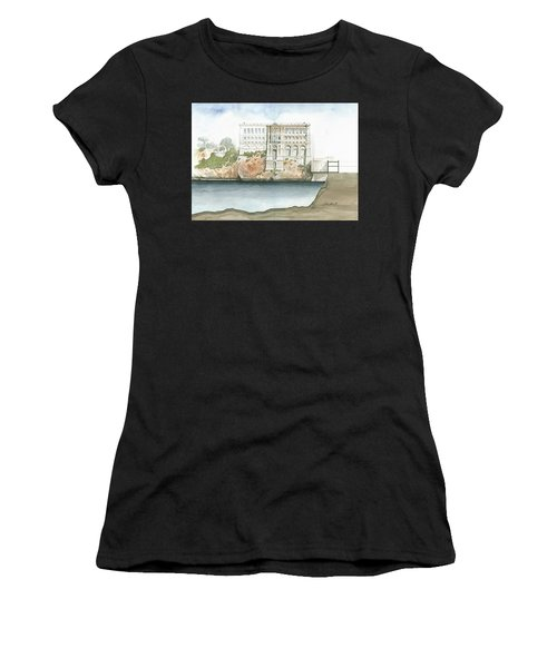 Monaco Oceanographic Museum Women's T-Shirt