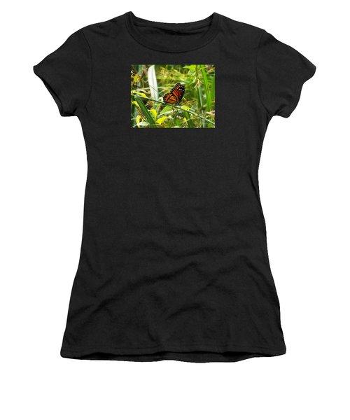 Monarch Women's T-Shirt (Athletic Fit)