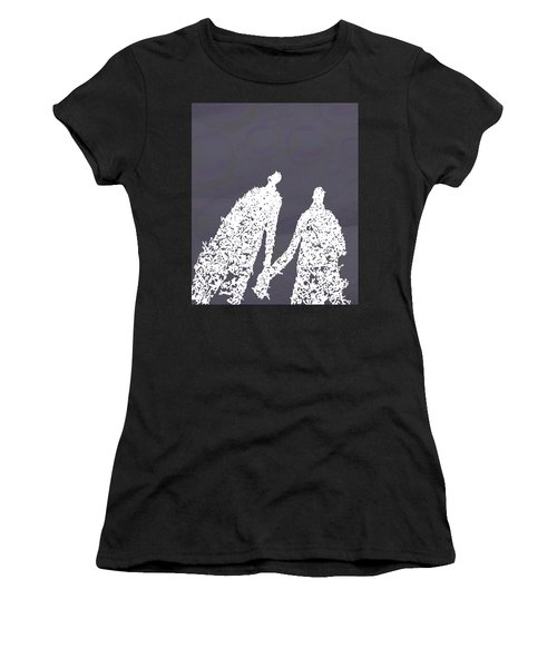 Monday In The Park With Vivian Women's T-Shirt (Athletic Fit)