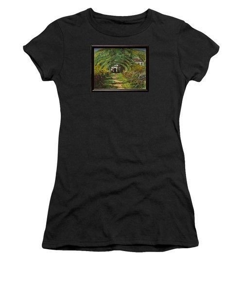 Monet's Garden Madness Women's T-Shirt
