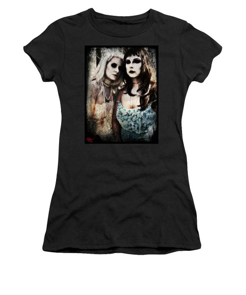 Monique And Ryli 1 Women's T-Shirt (Athletic Fit)