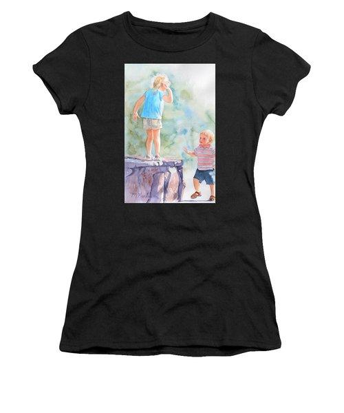 Monkey See Women's T-Shirt