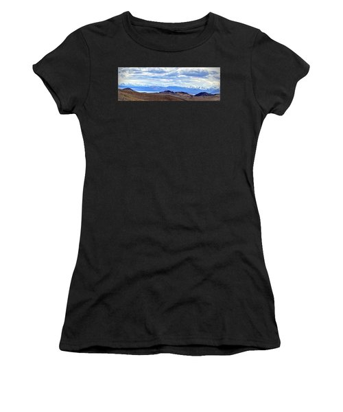 Mono Lake From Bodie Hills Women's T-Shirt