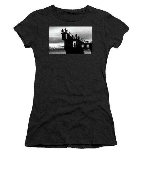 Mono Sunset Blackrock  Women's T-Shirt