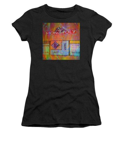 Monopoly Dream Women's T-Shirt (Athletic Fit)