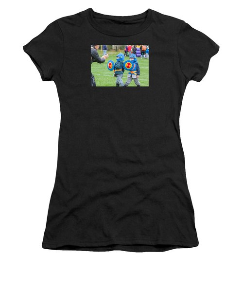 Monster Dash 11 Women's T-Shirt (Athletic Fit)