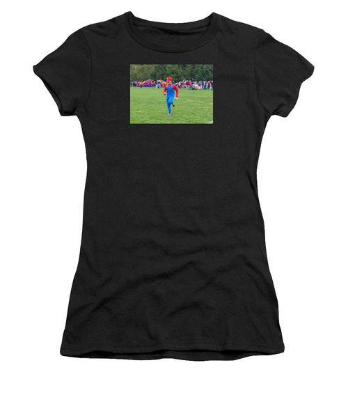 Monster Dash 12 Women's T-Shirt (Athletic Fit)