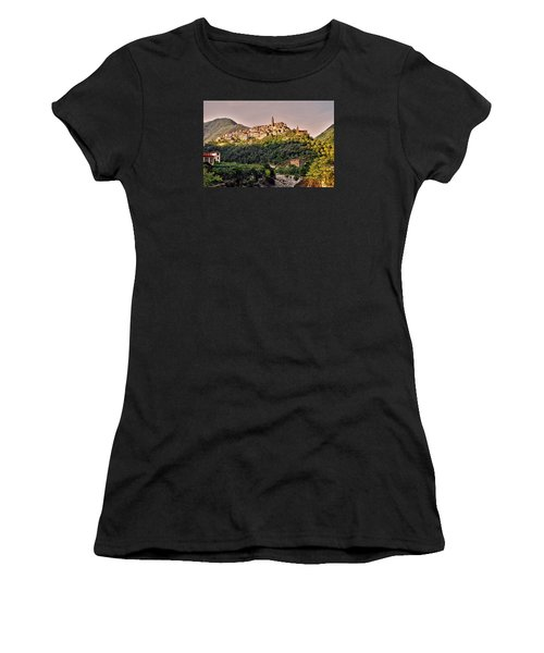 Montalto Ligure - Italy Women's T-Shirt (Athletic Fit)