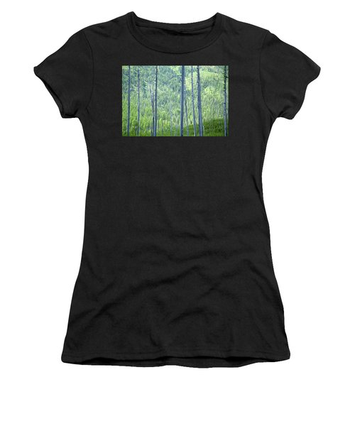 Montana Trees Women's T-Shirt