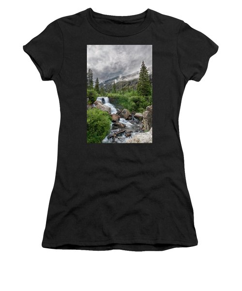 Women's T-Shirt featuring the photograph Monte Cristo Gulch by Bitter Buffalo Photography