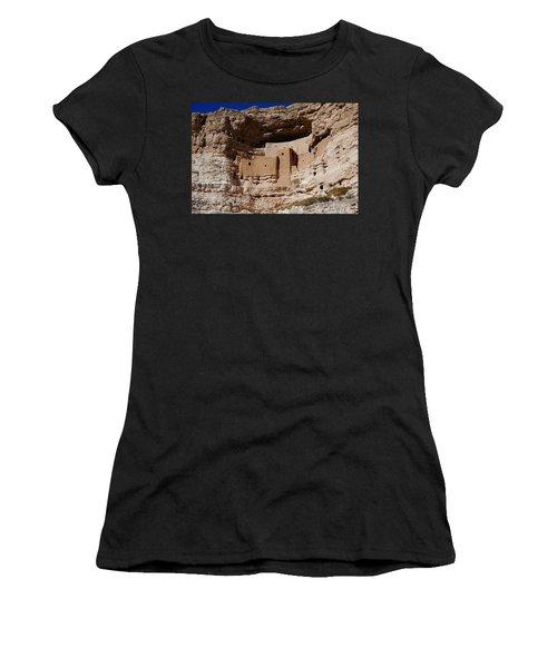 Montezuma Castle Women's T-Shirt (Athletic Fit)