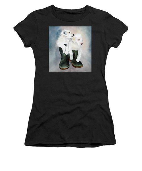 Monti And Gemma Women's T-Shirt