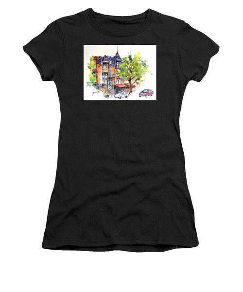 Montreal - 2 Women's T-Shirt (Athletic Fit)