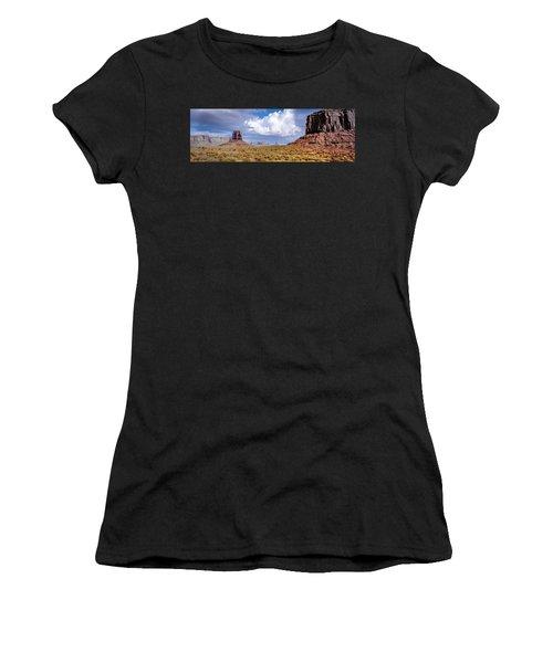Monument Valley Mittens Women's T-Shirt