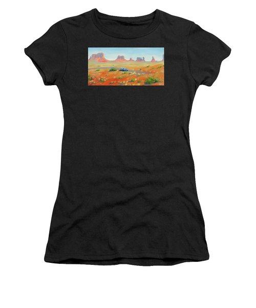 Monument Valley Vintage Women's T-Shirt