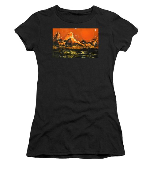 Monumental Women's T-Shirt