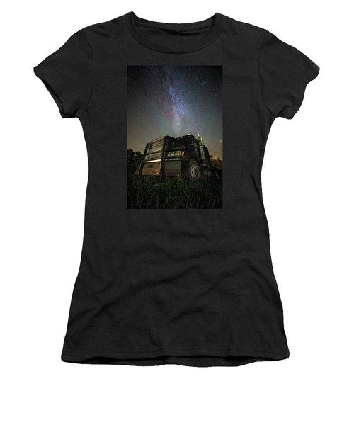 Moody Trucking Women's T-Shirt
